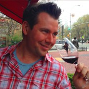 Chad Carns The Gourmet Bachelor Wine Cafe NYC