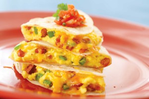 Breakfast Quesadilla