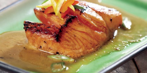 Honey Salmon