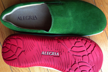 Algeria Suede Shoes