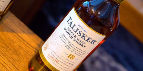 Talisker18 Whisky