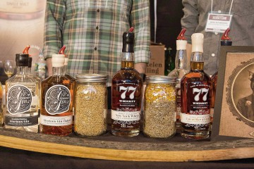 77 Whiskey: New York 100% Wheat