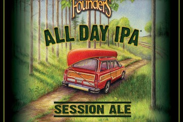 All Day IPA by Founders