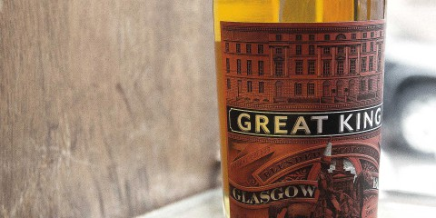 Great King Street GLASGOW BLEND