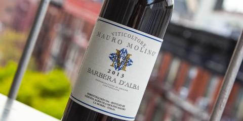 2013 Mauro Molin – Barbera D'Alba