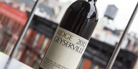 2012 Ridge Geyserville