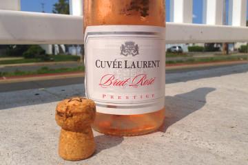 """Cuvée Laurent Brut Rosé """"Prestige"""""""