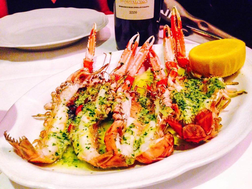 Shrimp Scampi ©Carnsmedia